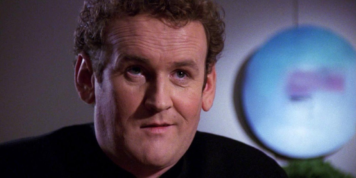 Colm Meany in Star Trek: The Next Generation