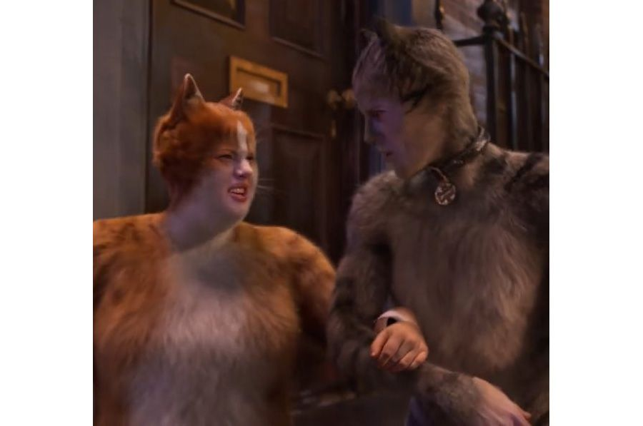 Universal sends cinemas updated version of Cats with the