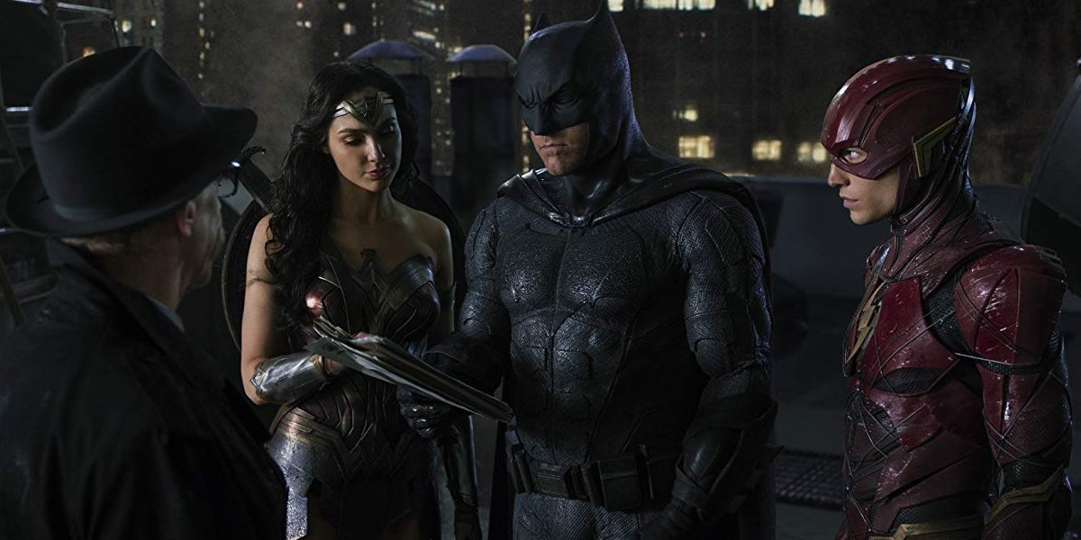 How Much New Material Joss Whedon's Justice League Reshoots Added