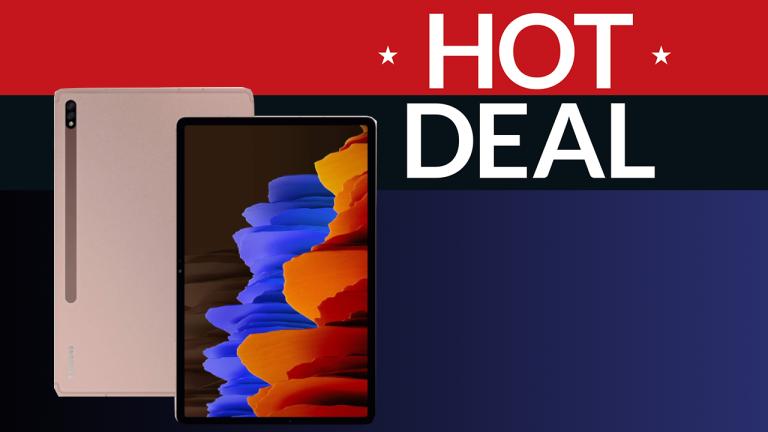 Samsung Galaxy Tab S7 Plus Amazon Prime Day deal