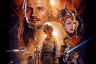 star wars: the phantom menace 20th anniversary