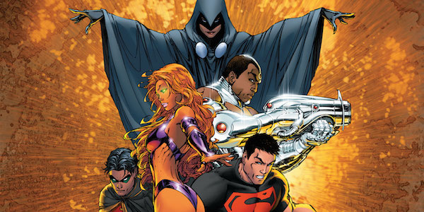 Sometime This Year Teen Titans 27