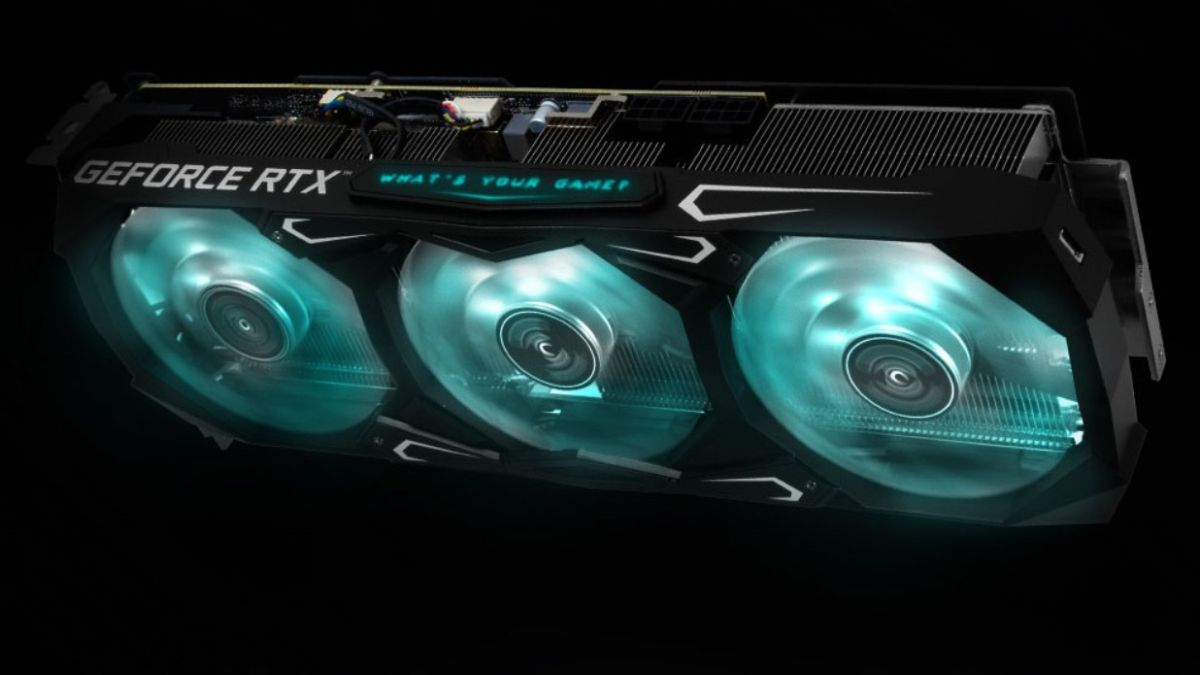 Nvidia RTX 3080 GPU is overclocked to 2.34GHz with record-breaking results