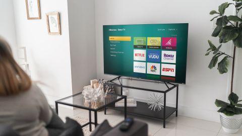 Hisense R8F 4K ULED Roku TV (55R8F, 65R8F)