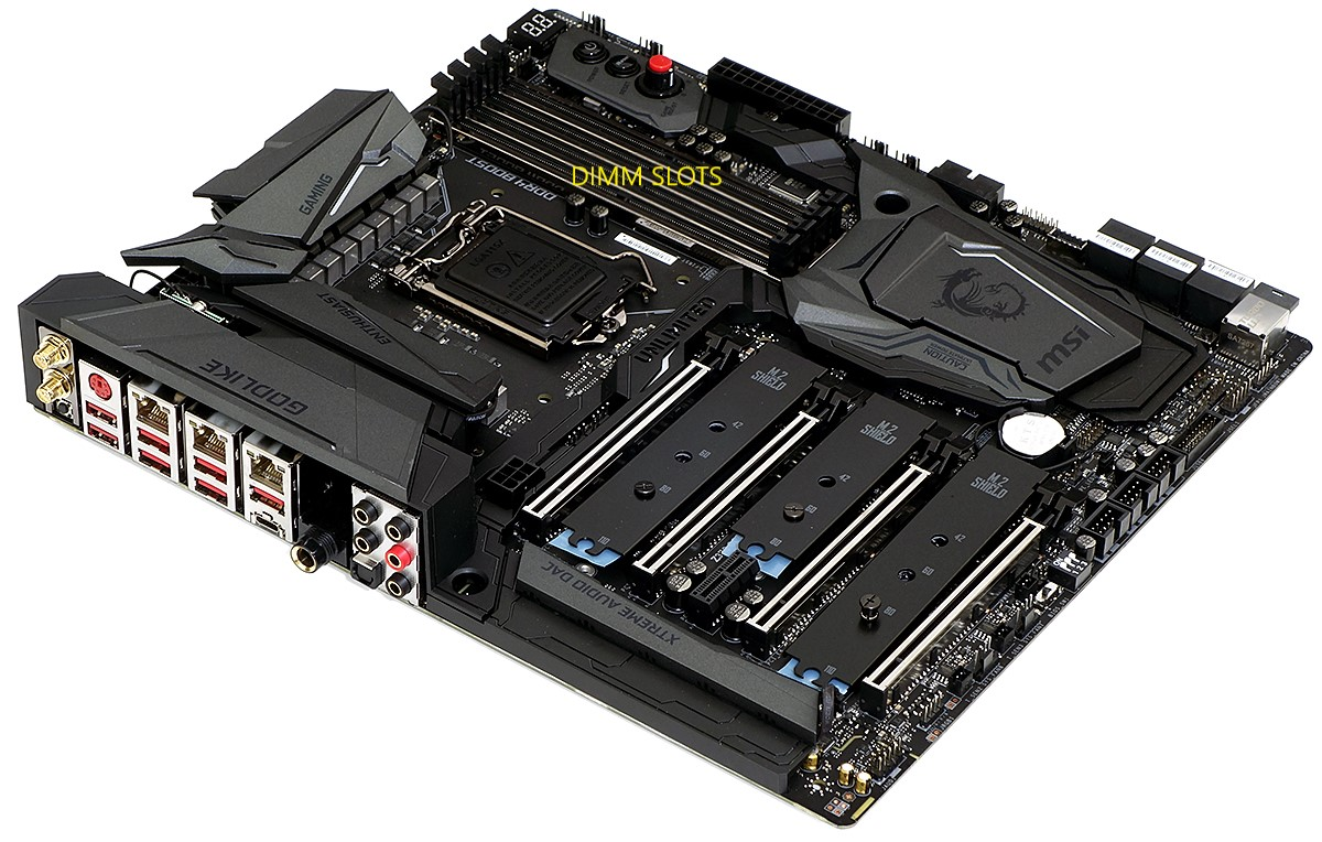 What Are Dimm Slots A Basic Definition Tom S Hardware