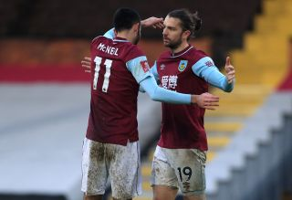 Fulham v Burnley – Emirates FA Cup – Fourth Round – Craven Cottage