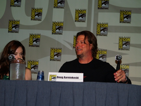 Comic Con: Red Sonja Panel In Detail #142