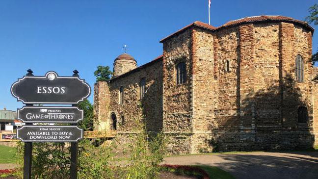 Essex rebranded Essos in honour of Game of Thrones   Creative Bloq