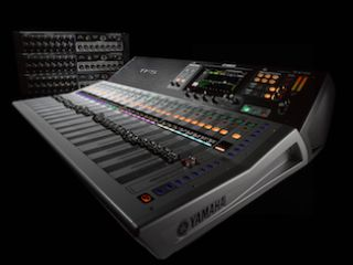 Yamaha Adds New Features to TF Digital Consoles