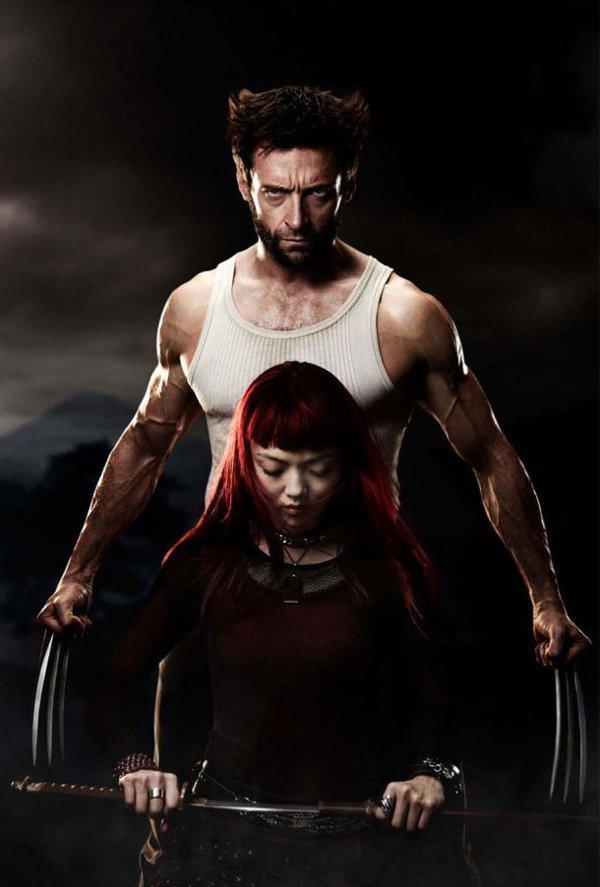 The Wolverine Logan Yukio Portrait