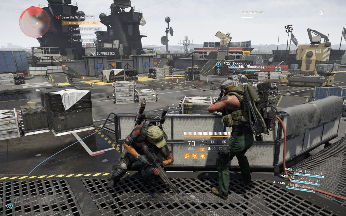 The Division 2 update plans target PC performance