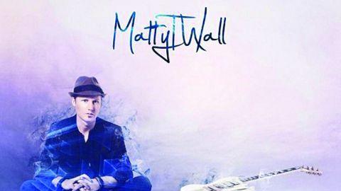 Matty T Wall Blue Skies album artwork