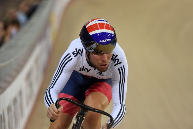 Mark Cavendish, flying lap, omnium, Track World Championships 2016
