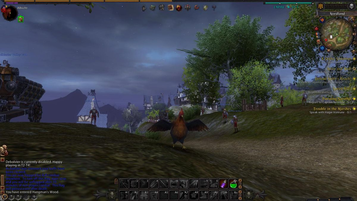 The untimely death of Warhammer Online, and the long road to