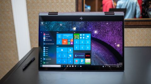 Hands on: HP Envy x360 15 (2018) review | TechRadar
