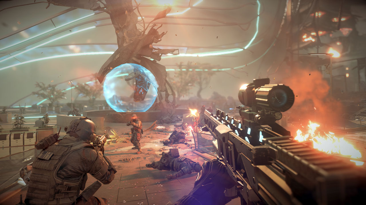 Killzone: Shadow Fall Patch 1.05 Helps Southpaws, Trims Campaign #29869