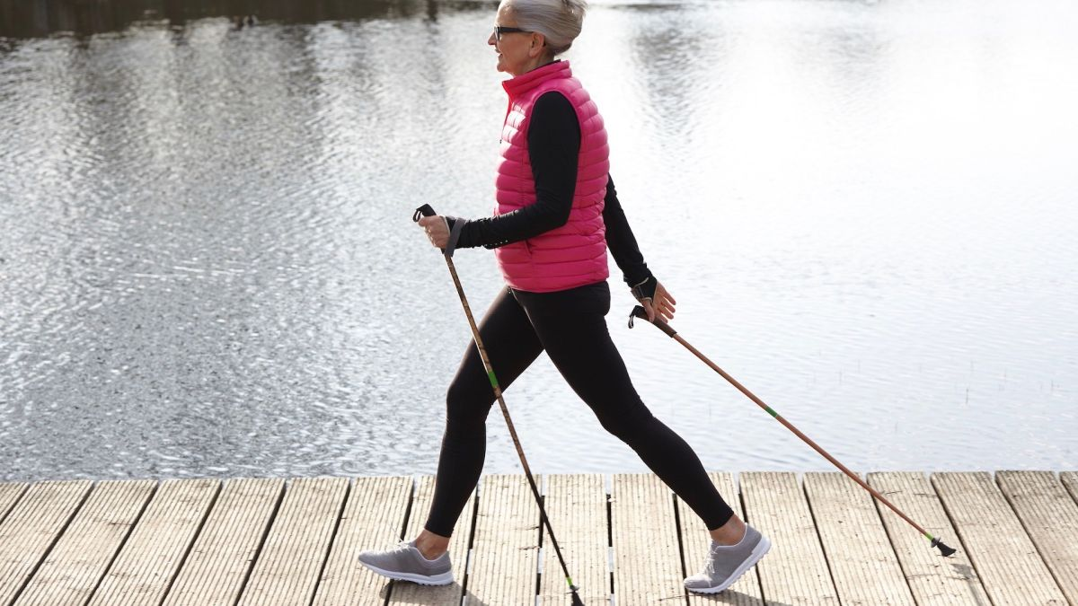 What is Nordic walking – and why it might be a great activity for you