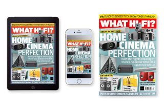 What Hi-Fi? December 2020 new issue
