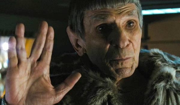 Leonard Nemoy Star Trek