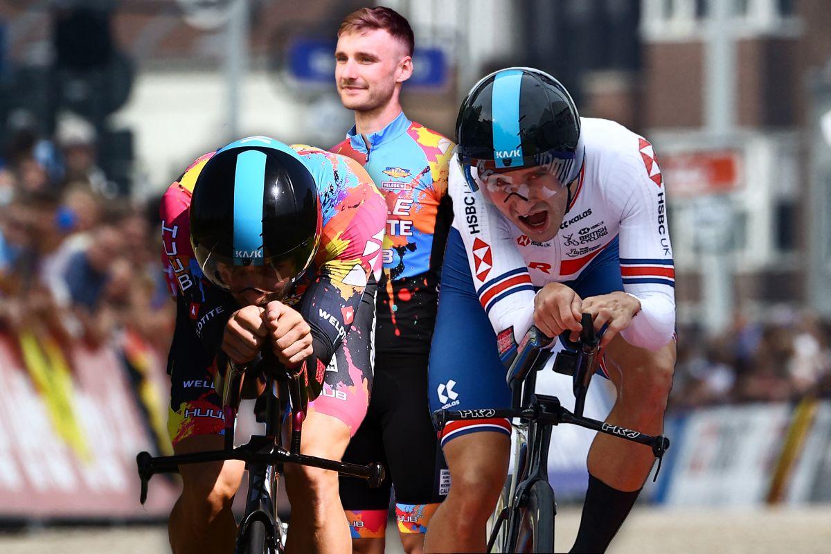 Dan Bigham is definitely NOT the bad boy of British Cycling