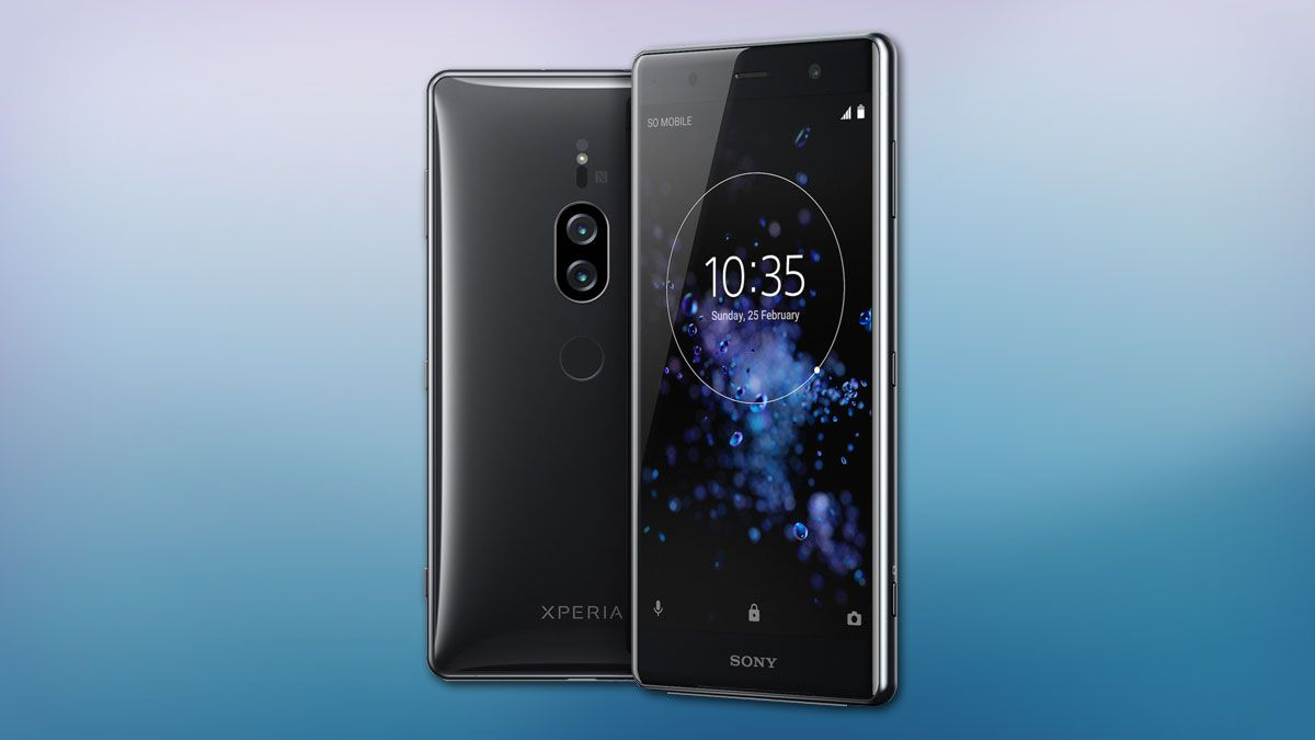 Sony's Xperia XZ2 Premium is going to be one of the heaviest phones of 2018