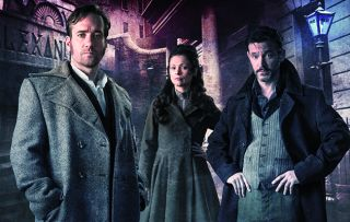 It's the finale of five series of Ripper Street and there are a lot of loose ends to be tied up.