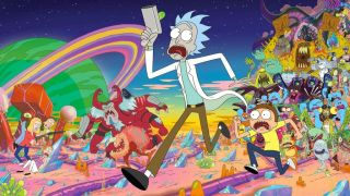 rick e morty stagione 4