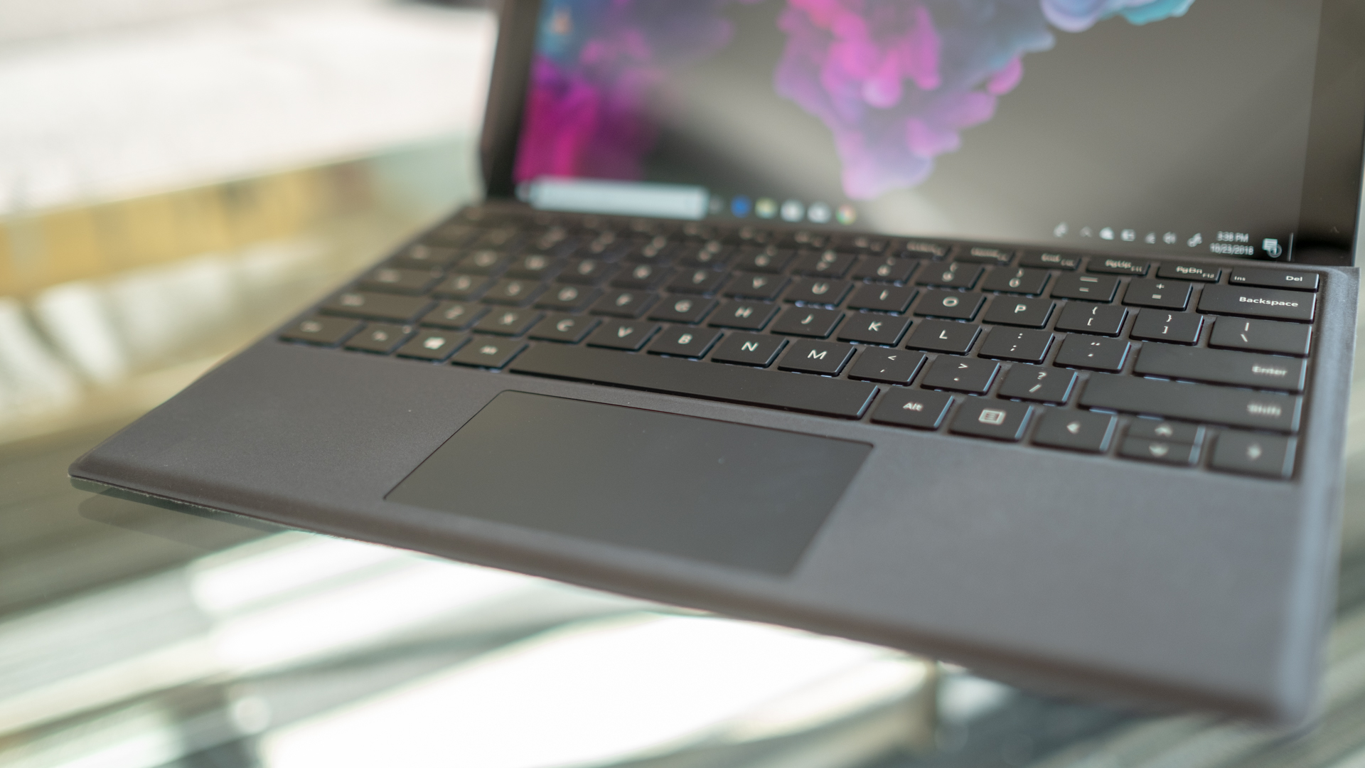 Surface Pro 6 has the exact same Type Cover.