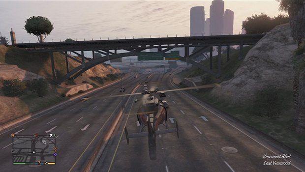 GTA 5 Under the Bridge locations guide