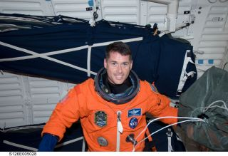 NASA astronaut Shane Kimbrough