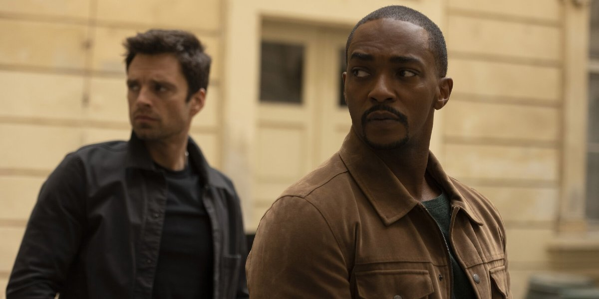 Sebastian Stan and Anthony Mackie on The Falcon and the Winter Soldier