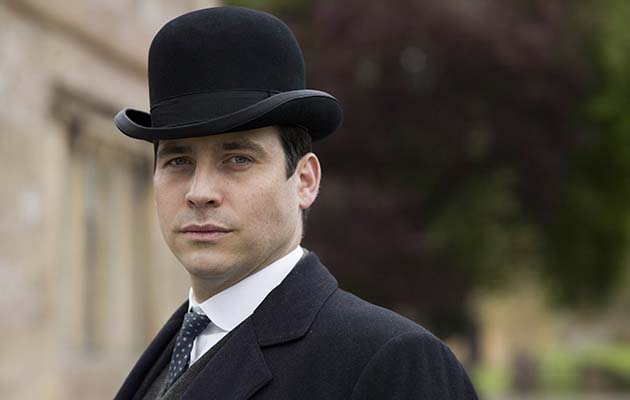 Actor Rob James reveals more about Downton Abbey movie release
