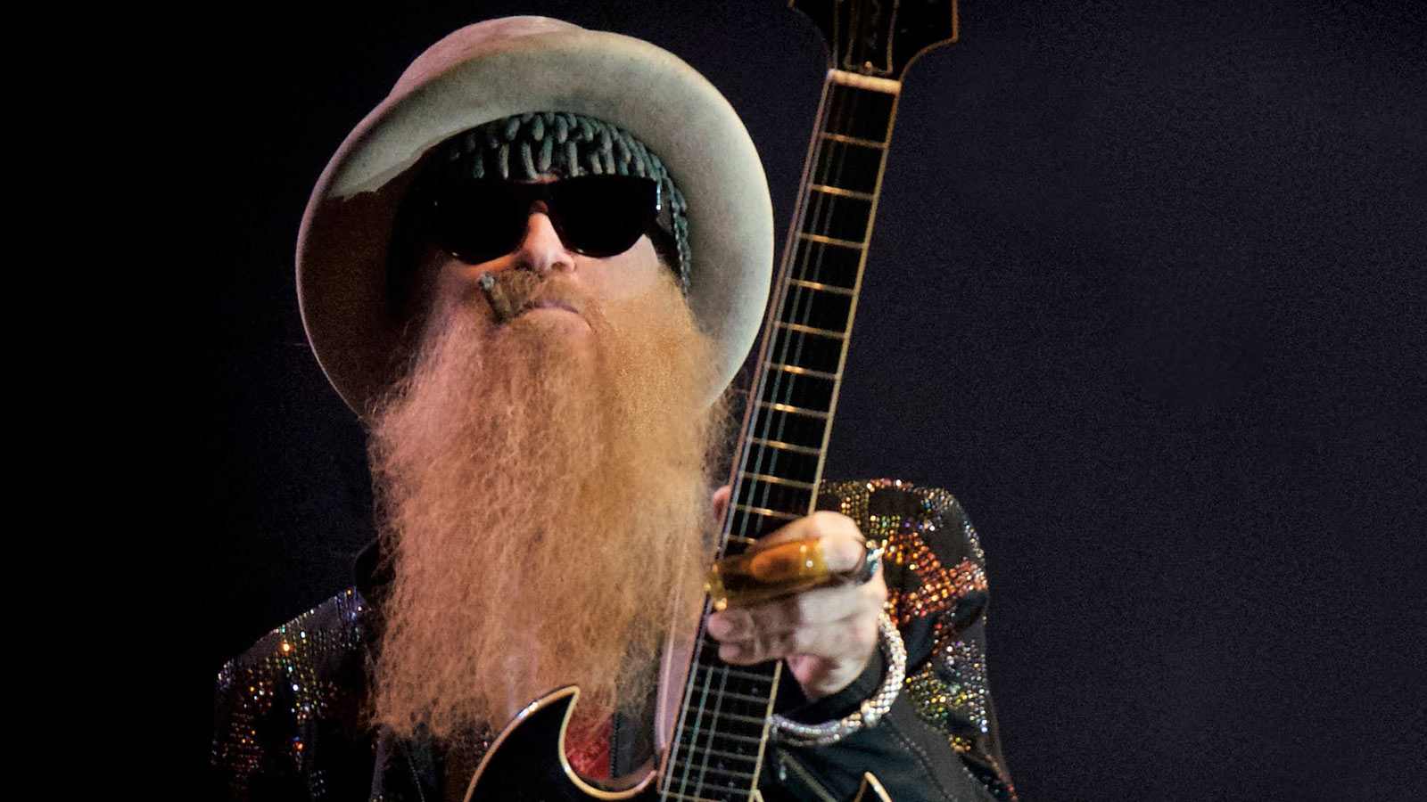 ZZ Top Legend Billy Gibbons Breaks Down New Solo Album, 'The Big Bad Blues'