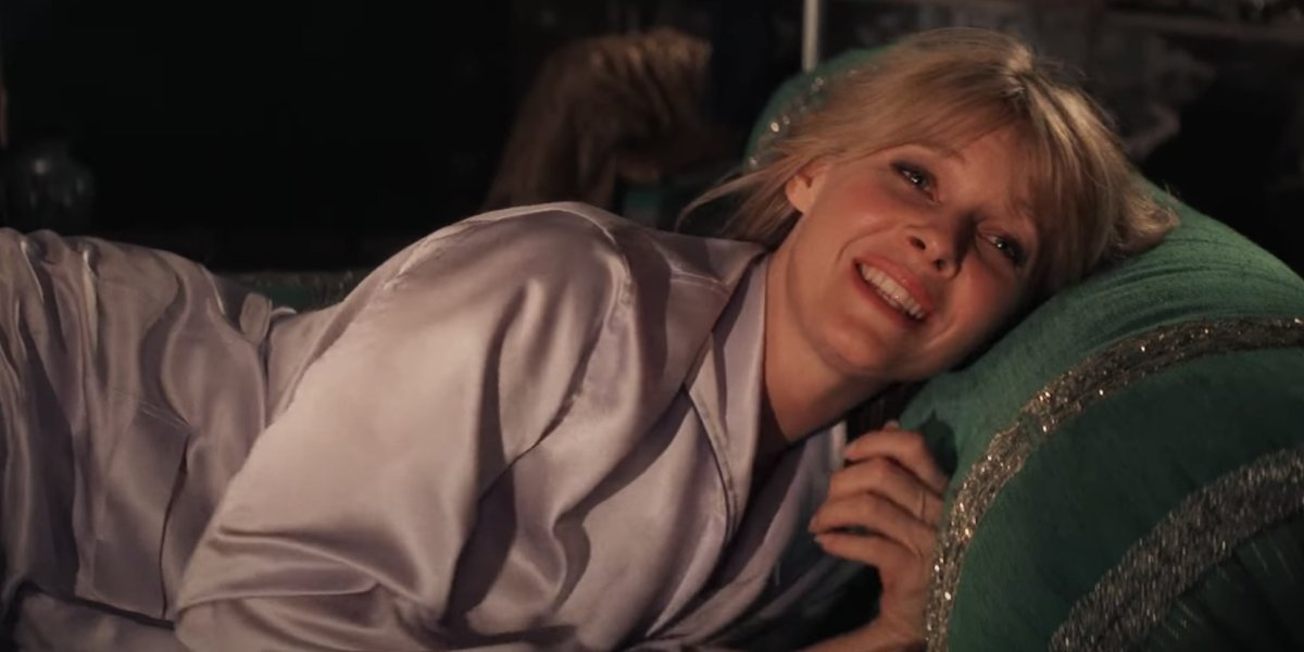 Kate Capshaw in Indiana Jones and the Temple of Doom