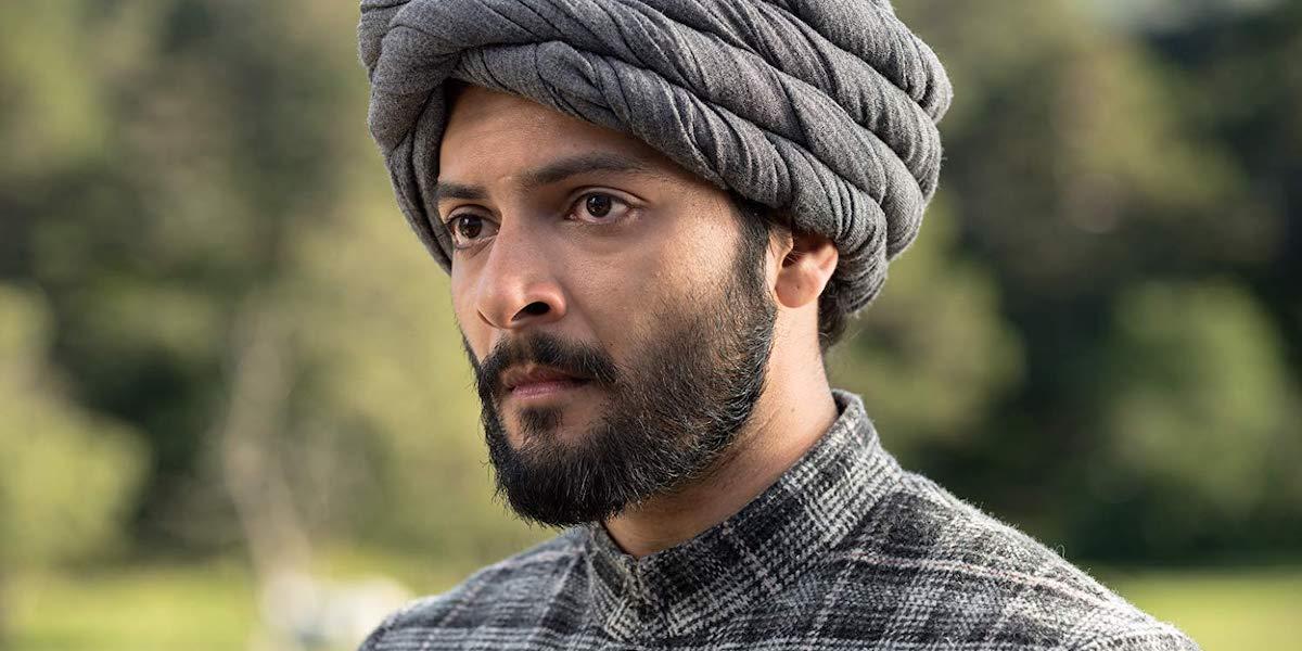 Ali Fazel as Abdul Karim in Victoria & Abdul