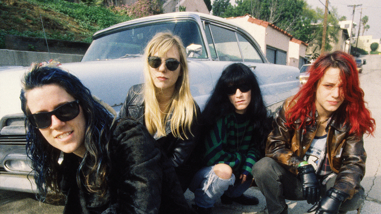 Image result for l7 band 1992