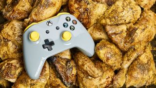 greaseproof Xbox One controller