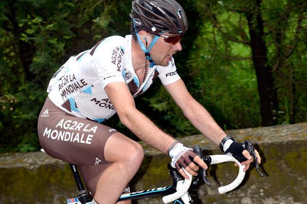 Sylvain Georges, Giro d'Italia 2013