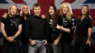 "Iron Maiden frontman Bruce Dickinson says: ""Rock'n'roll music does not belong in a mausoleum"""