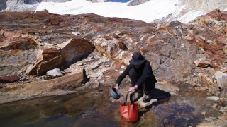 Sea to Summit have some of the best camping buckets and bowls