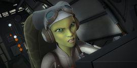 Star Wars Rebels' Showrunner Explains Hera's Shocking Series Finale Bombshell