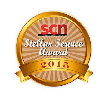 SCN Stellar Service Awards
