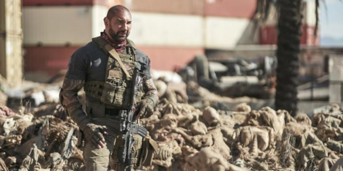 Dave Bautsista in Army of the Dead