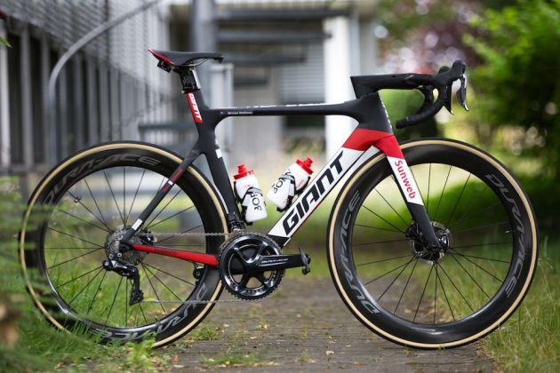 Tour De France  Team Bikes