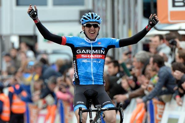 Daniel Martin wins Liege-Bastogne-Liege 2013