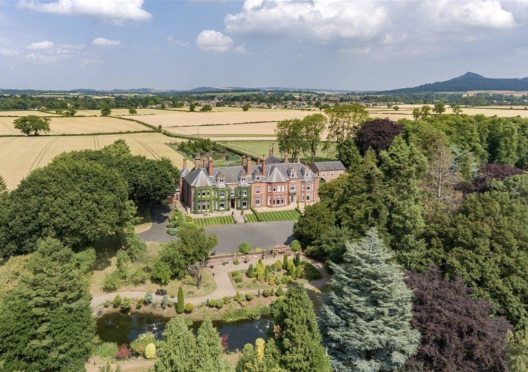 £1 million property for sale in Yorkshire