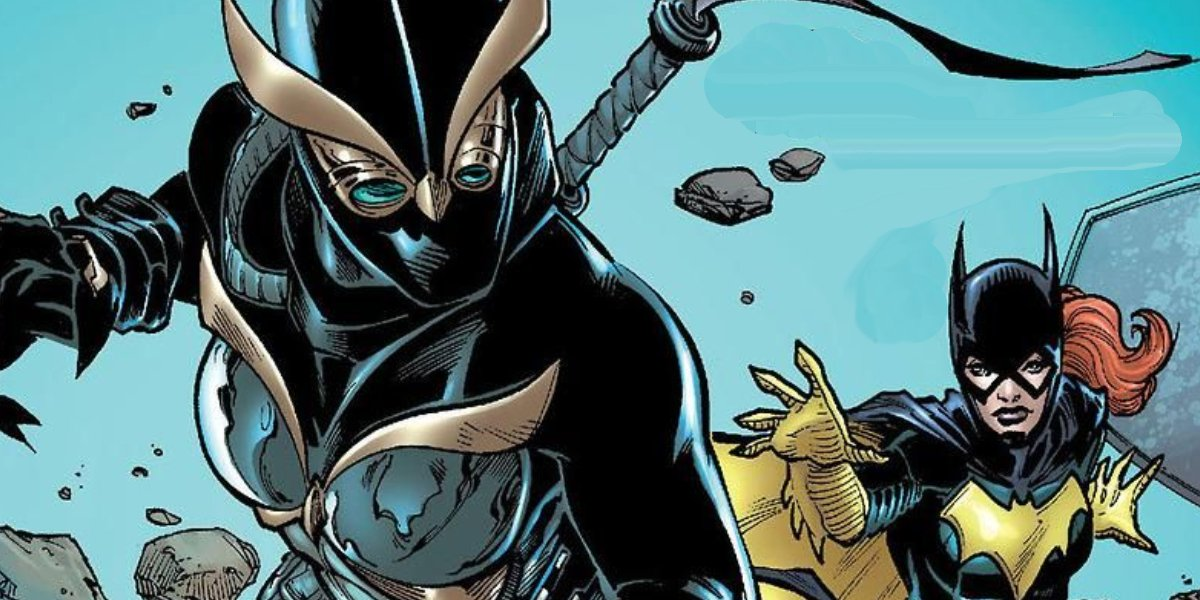Strix and Batgirl