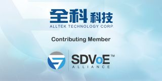 Alltek Technology Corp. Joins SDVoE Alliance as a Contributing Member