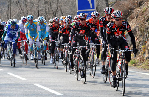 Caisse d'Epargne chase, Paris-Nice 2010, stage three