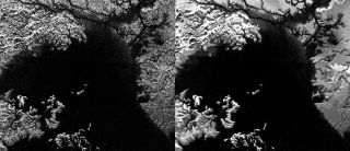 New View of Ligeia Mare on Titan